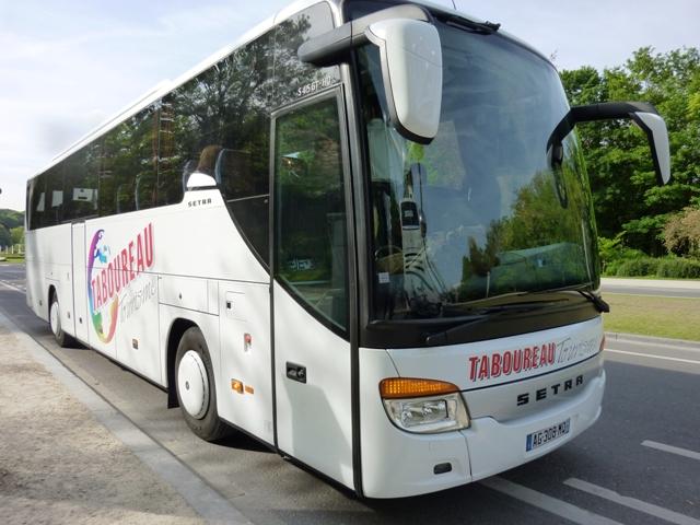 AUTOCAR GRAND TOURISME SETRA 415 GTHD
